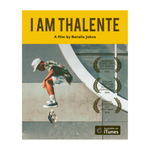 "Funding for Natalie John's film, ""I Am Thalente"" was raised using Seed and Spark.  The film is now vailable for digital download."