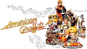 Fifty-two studio executives screened American Graffiti and hated it. Luckily, Hollywood publicist, Dick Delson didn't agree.
