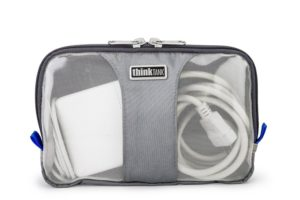 Think Tank Photo PowerHouse Pro for your MacBook Pro adaptors or larger batteries.