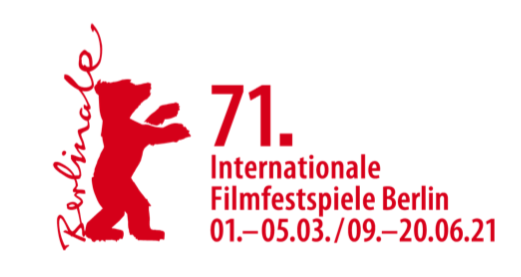 The 71st Berlin International Film Festival begins March 1st, 2021